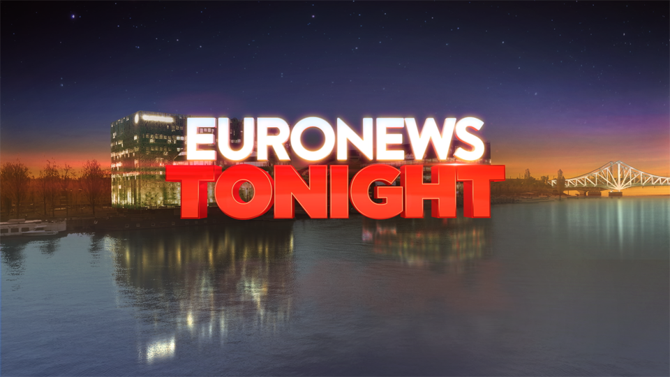 Euronews Tonight (Daily News Bulletin)
