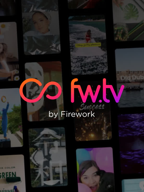 fw.tv by Firework