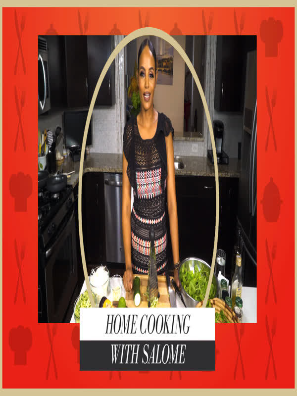 Cooking With Salome