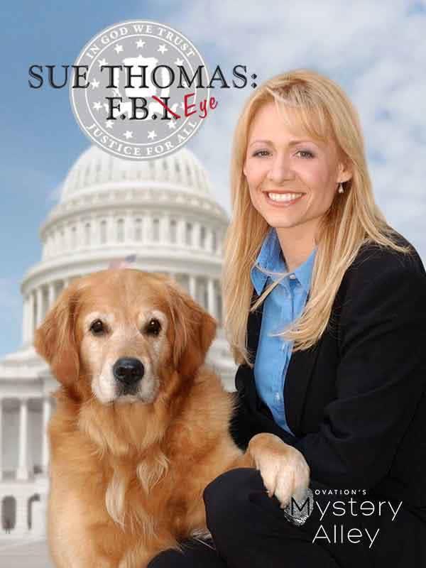 Sue Thomas F.B. EYE
