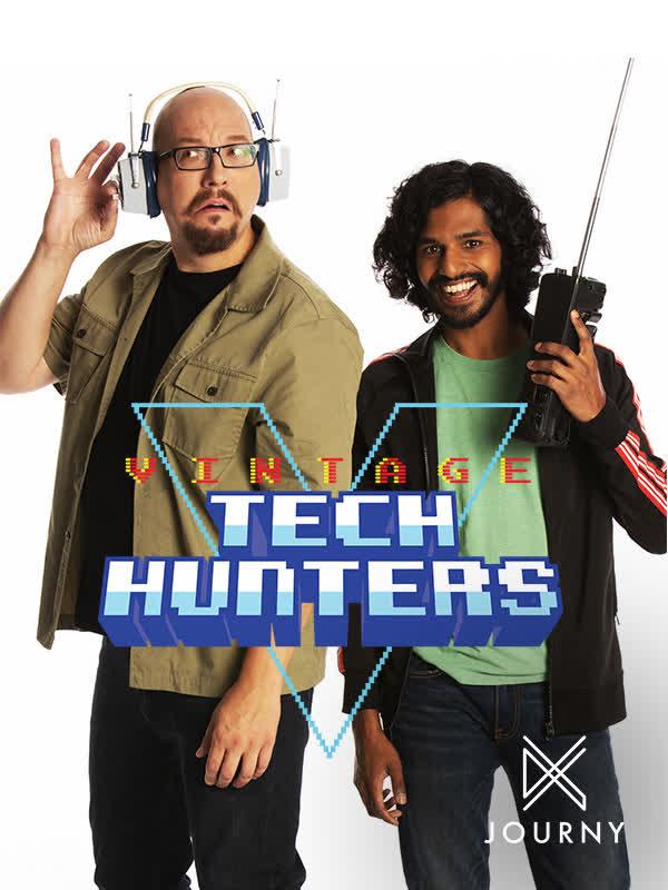 Vintage Tech Hunters S01 E05 - Bohus and Shaun…Go Berserk