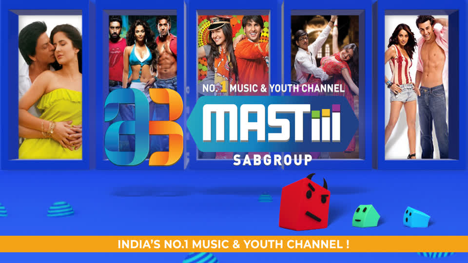 Mastiii | India's No. 1 Music & Youth Channel