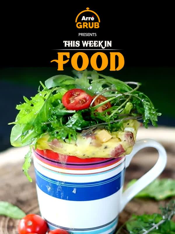 This Week In Food